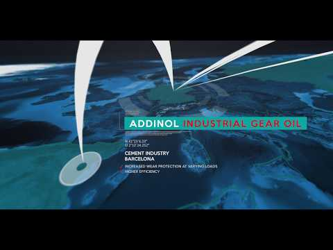 ADDINOL Lubricants - Worldwide