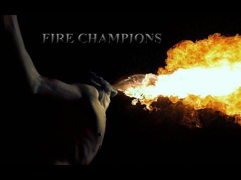 Fachiri Romania | Fire Champions - Lions Show (Spectacol Jonglerii cu Foc)