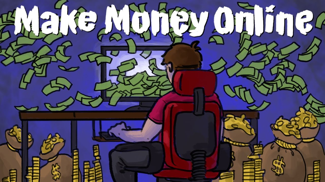 How To Make Money Online - A Beginner's Guide - YouTube