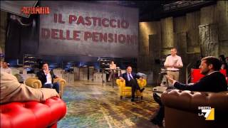 Piazzapulita - Missione impossibile (Puntata 18/05/2015)