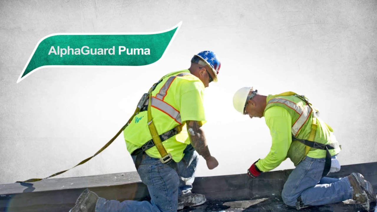 Alphaguard Puma From Tremco Roofing Youtube