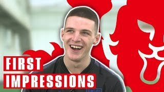 """""""You Can't Describe the Feeling!"""" Declan Rice on England Seniors Call Up 