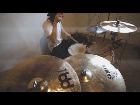 Lucas Chayne - Flo Rida & 99 Percent - Cake (Drum Cover)