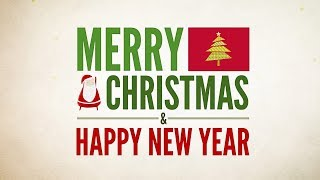 Merry Christmas and Happy New Year 2020 Wishes Images and