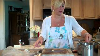 The Kitchen With Reese Spring Cream Peas