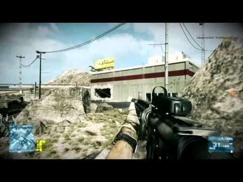 Battlefield 3 Youtube pubstar 4v4 squad rush tournament ep.4