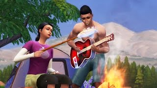 THE SIMS 4 - Outdoor Retreat Trailer