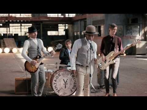 Vintage Trouble - Gracefully (feat. Art by Robert Vargas & Erin Hammond)