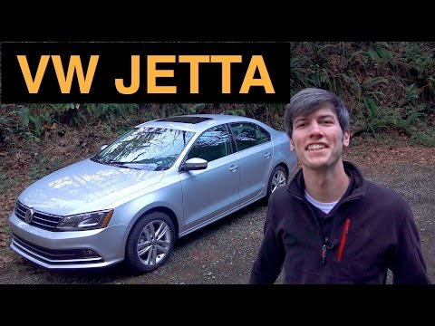 2015 VW Jetta TDI - Review & Test Drive