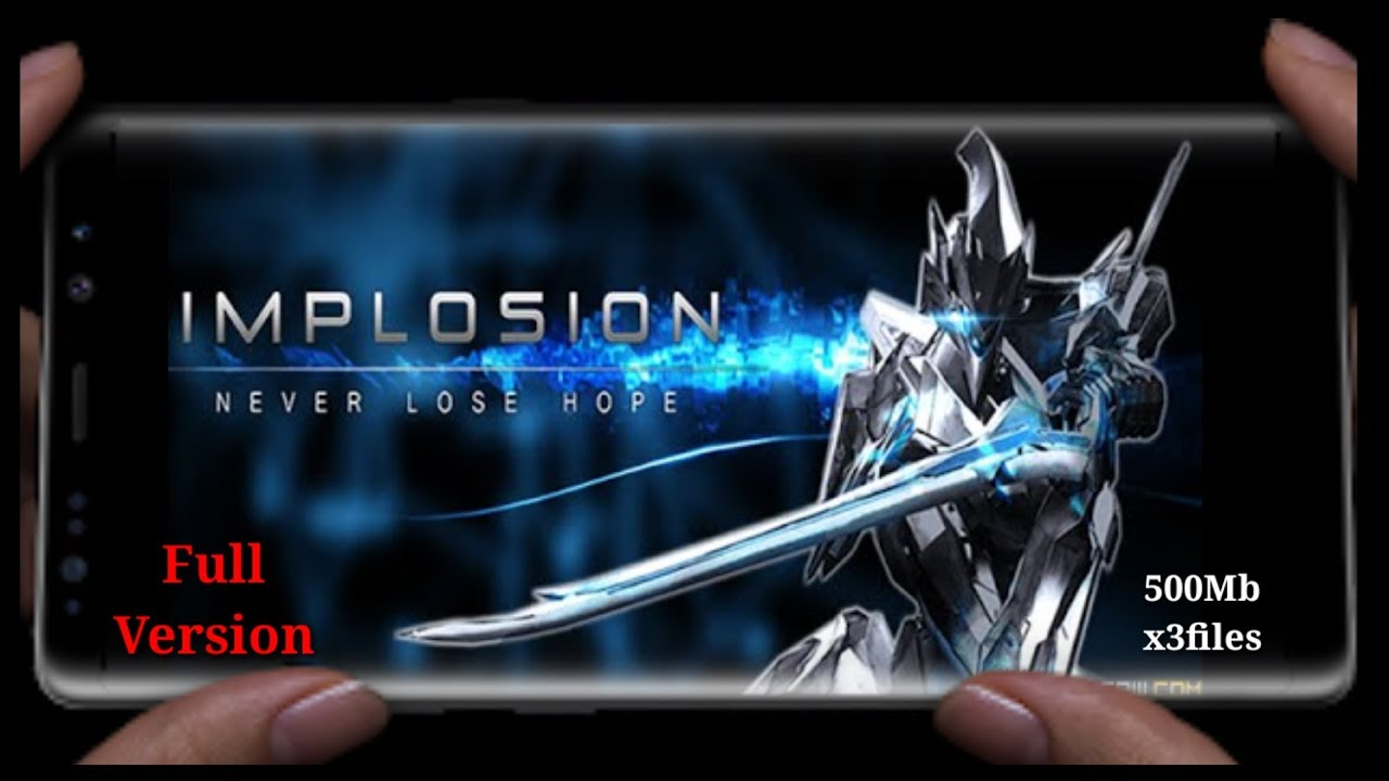 implosion never lose hope full version