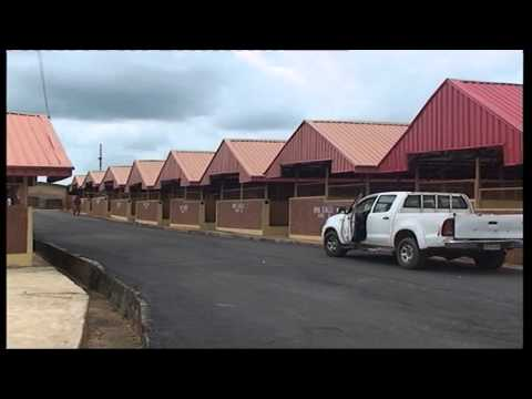 Ondo State Governor Inaugurates One Regional Market In Odigbo L.G.A