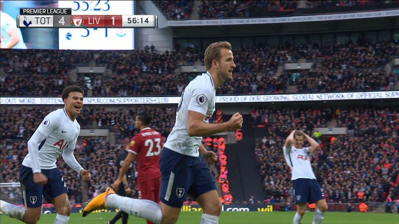 Download CONDENSED MATCH I Tottenham v. Liverpool