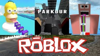 🎮Mi first Roblox🎮 gameplay | Rafael 445