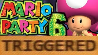 How Mario Party 6 TRIGGERS You!