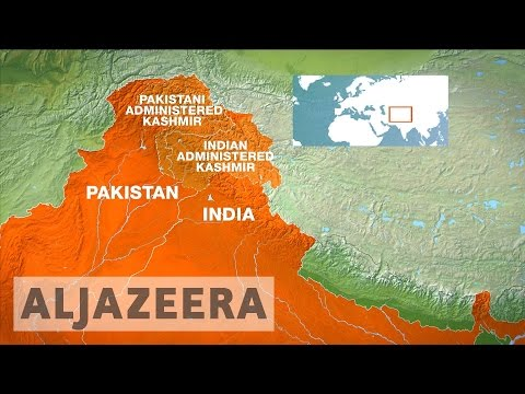 India claims striking suspected rebels in Pakistan