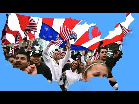 Latinos, Immigration, Politics and the Evolving States of America