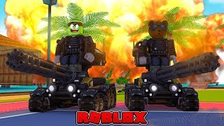 ULTIMATE 1 VS 1 TOWER BATTLE IN ROBLOX!