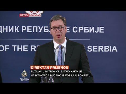 Vučić: Sram vas bilo