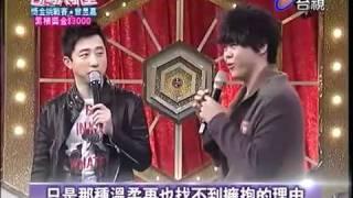 百萬大歌星 2011-01-29 张韶涵 Part 6