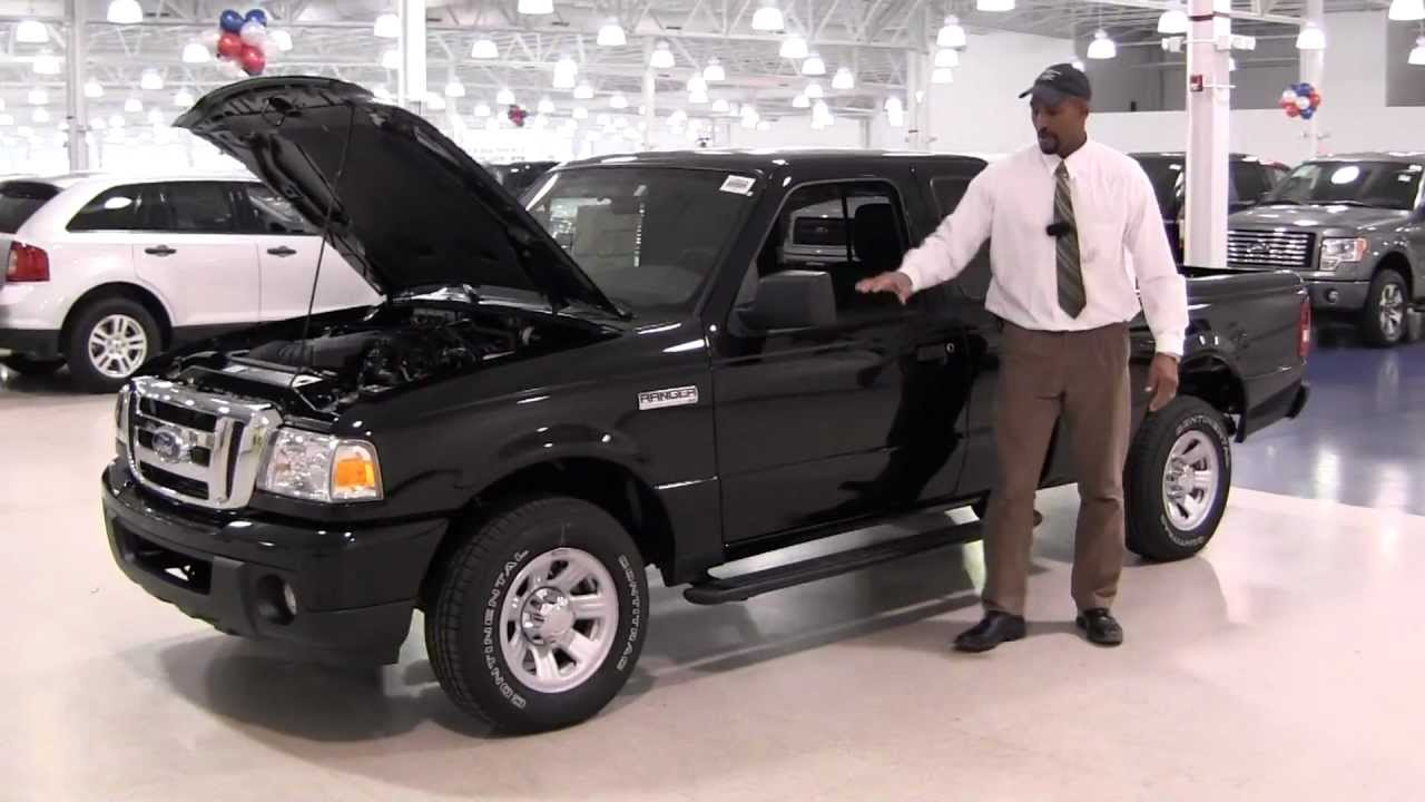 2011 ford ranger xlt 4 0l sohc v6 youtube. Black Bedroom Furniture Sets. Home Design Ideas