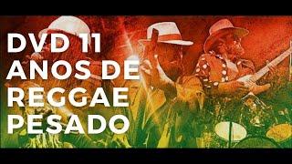 Leões de Israel - 11 anos de reggae pesado - Completo - ( FULL CONCERT )