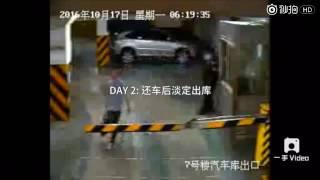 شاهد.. شاب يسرق سيارة فاخرة كل ليلة لإبهار أصدقائه في الصين