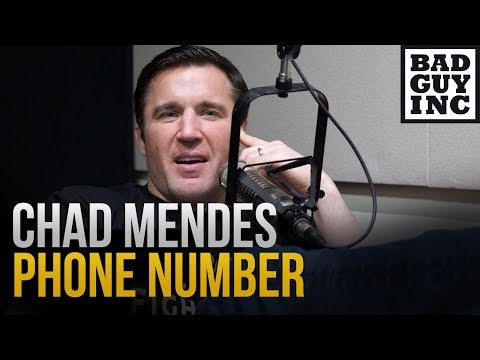 Why I revealed Chad Mendes phone number several years ago (w/residual Verizon insurance frustration)