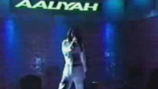 Aaliyah one i gave my heart to live
