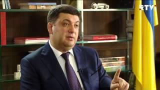 Владимир Гройсман   Я буду уничтожать коррупционеров, потому что они враги украинского государства!