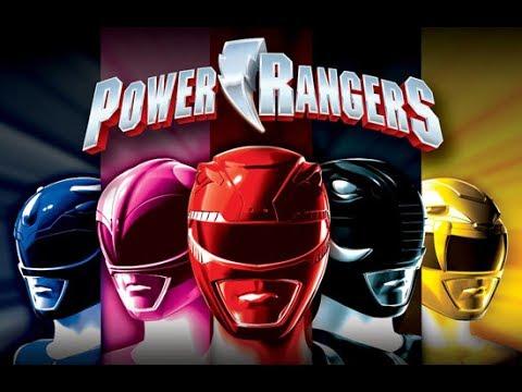 5 ANH EM SIÊU NHÂN Power Rangers