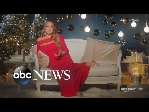 Chris - Mariah Carey's Christmas song Finally Hits #1!