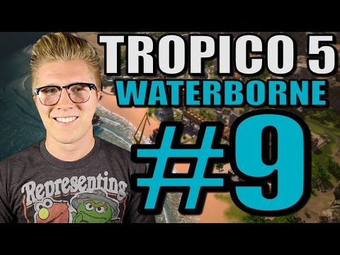 Let's Play Tropico 5: Waterborne [Gameplay] Part 9 - Credit Rating!