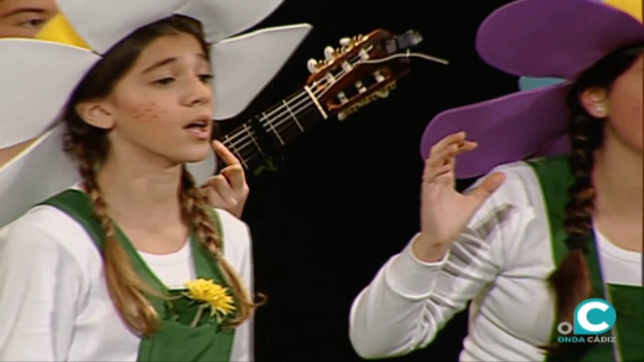 Comparsa Infantil El Jardin De La Alegria Semifinal Youtube