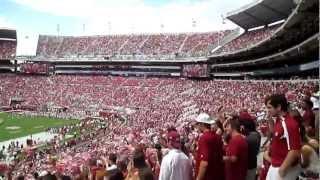 Sweet Home Alabama! Roll Tide Roll! Alabama Stadium