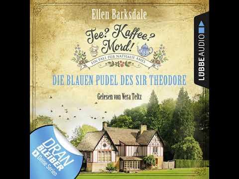 Die blauen Pudel des Sir Theodore YouTube Hörbuch Trailer auf Deutsch