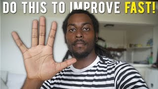 5 Ways to Improve as a Music Producer *FAST*