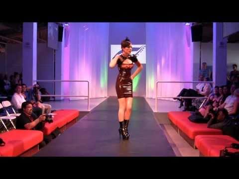 Savage Wear - Fashion Show at Latexpo 2010 in Hamburg