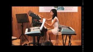TOCCATA & PADAJÍCÍ HVĚZDY & LULLABY OF BIRDLAND & JA DA - Minh Anh Tran