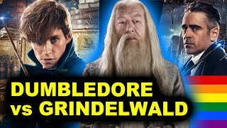 Fantastic Beasts Dumbledore vs Grindelwald BREAKDOWN