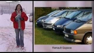 010 Ford Simax / Renault Scenic / Citroen C4 - Наши тесты 2008