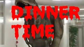 Funniest Pranks: INSANE Dinosaur Office Prank
