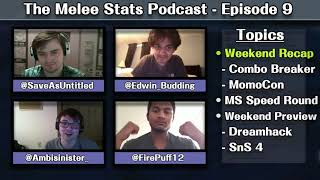 Melee Stats Podcast - S1E9 - Golden Age of Michael, M2K's Pichu, & SnS 4 Preview thumbnail