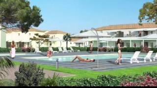 Résidence acquabella à Poggio-mezzana en Corse