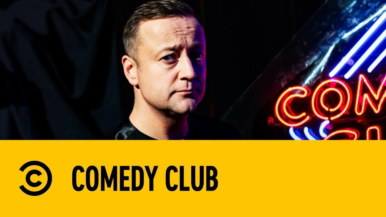 Czesław tutaj nie śpiewa!   Comedy Club