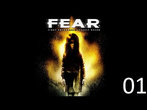 F.E.A.R. - Part 1 - Inception - Point of Origin