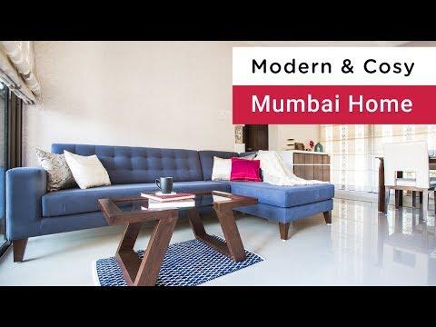 Modern Interior Design For A Mumbai Apartment