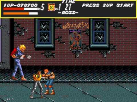 Resultado de imagem para street of rage 1 boss claws