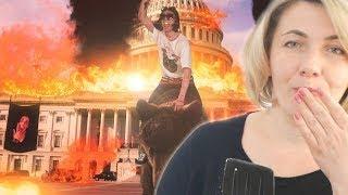 Реакция МАМЫ на FACE - Я РОНЯЮ ЗАПАД (КЛИП)