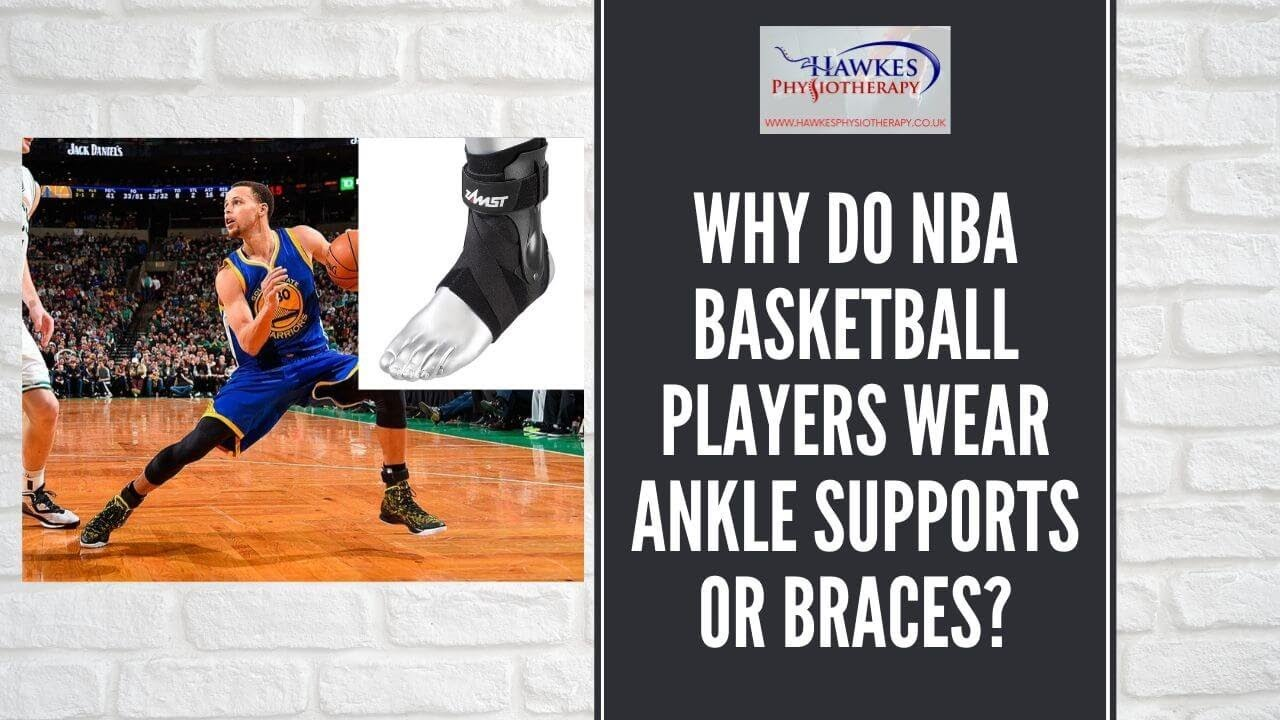 3f200c1c51 Why do NBA basketball players wear ankle supports or braces? - YouTube