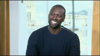 Interview et portrait d'Omar Sy